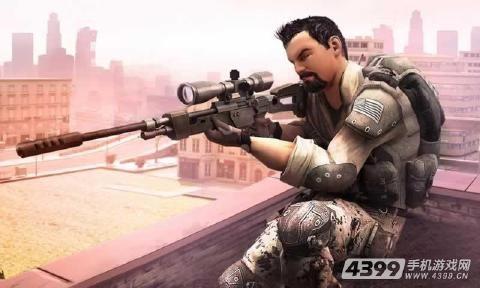前线狙击致命射手安卓游戏  v1.0.1图4
