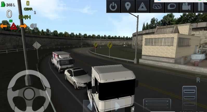 真实卡车模拟驾驶2游戏安卓版  v1.0.6图2