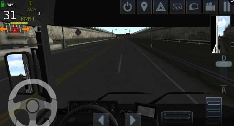 真实卡车模拟驾驶2游戏安卓版  v1.0.6图1