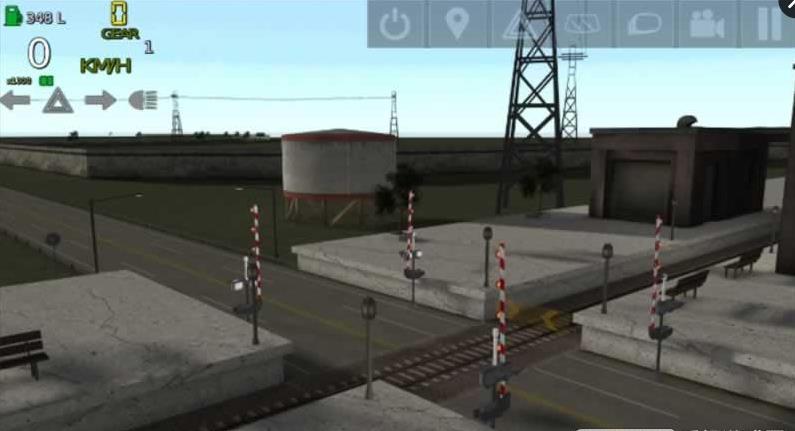 真实卡车模拟驾驶2游戏安卓版  v1.0.6图4