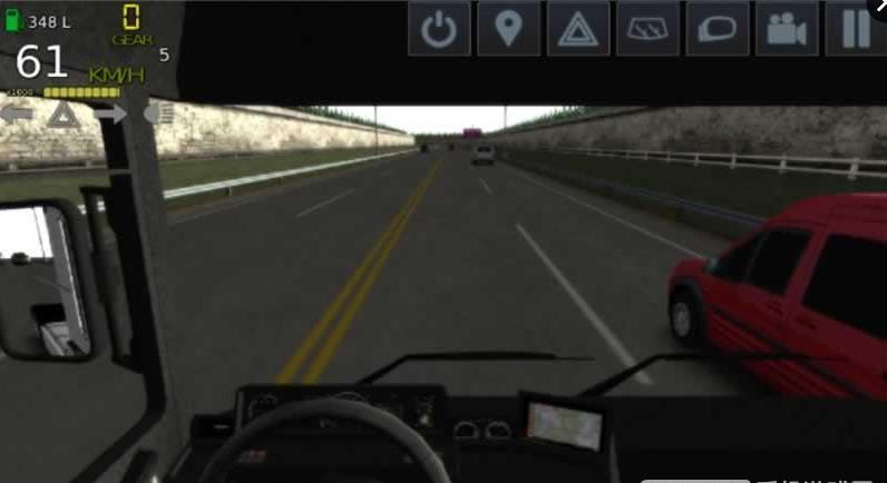 真实卡车模拟驾驶2游戏安卓版  v1.0.6图5
