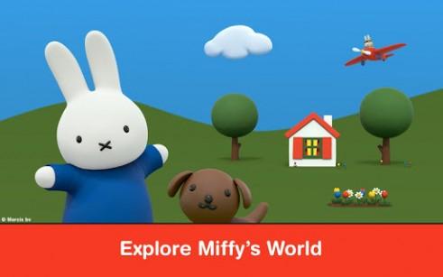 小兔米菲的世界游戏安卓版  v1.0图1