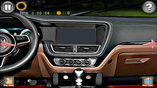逃脱神秘的汽车6游戏安卓版  v1.0图1