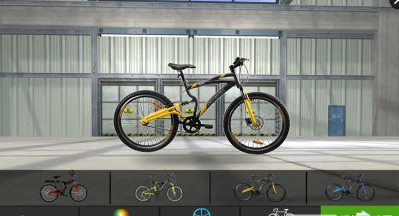 四重特技自行车游戏安卓版  v1.1图2