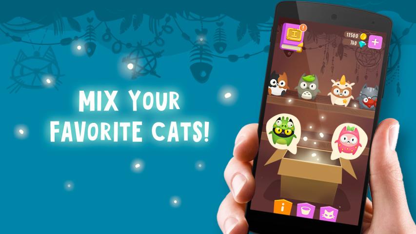 魔法猫合成安卓汉化版  v4.0图3