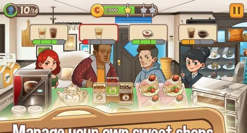 餐厅之神游戏安卓版  0.5.5图4