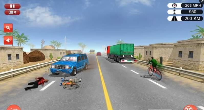四重特技自行车游戏安卓版  v1.1图4