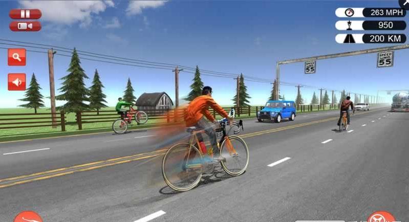 四重特技自行车游戏安卓版  v1.1图5