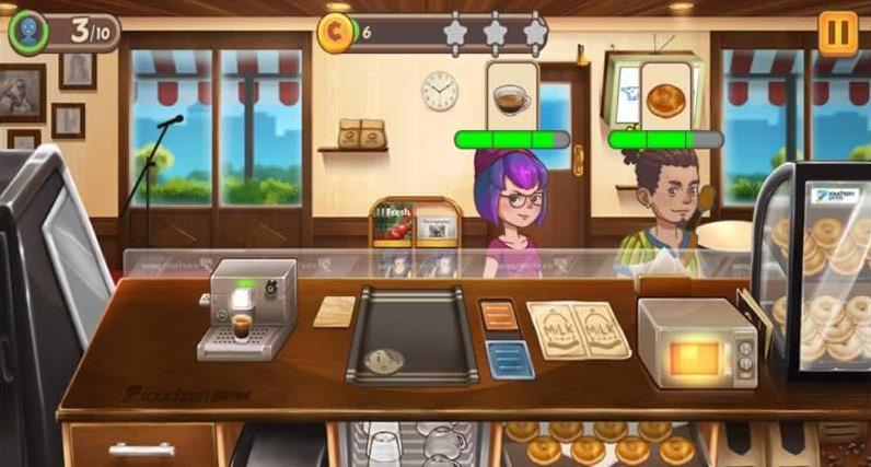 餐厅之神游戏安卓版  0.5.5图1