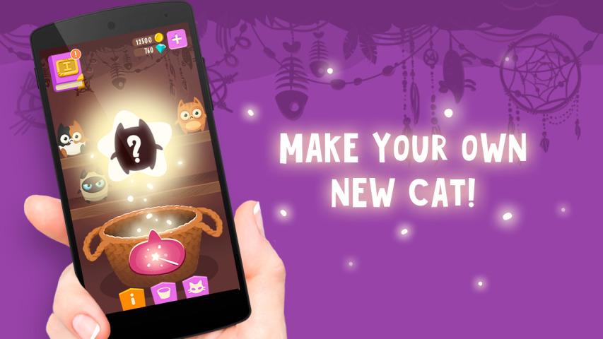 魔法猫合成安卓汉化版  v4.0图1
