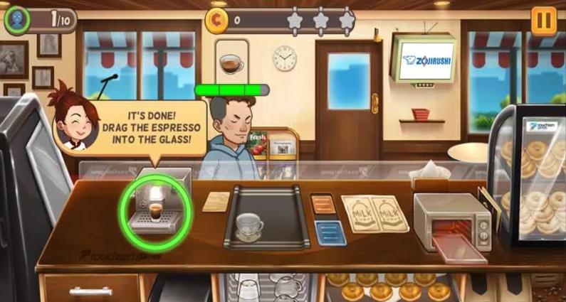 餐厅之神游戏安卓版  0.5.5图2