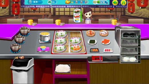 奇迹餐厅寿司物语游戏安卓版  v1.0图4