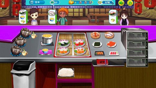奇迹餐厅寿司物语游戏安卓版  v1.0图1