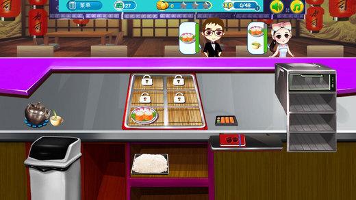 奇迹餐厅寿司物语游戏安卓版  v1.0图5