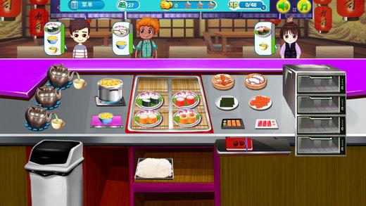 奇迹餐厅寿司物语游戏安卓版  v1.0图2