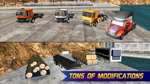 柴油机卡车司机游戏手机版  v1.0图1