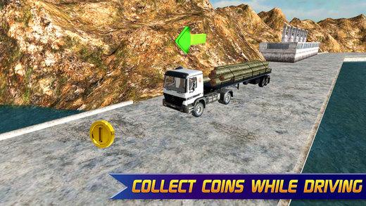 柴油机卡车司机游戏手机版  v1.0图2
