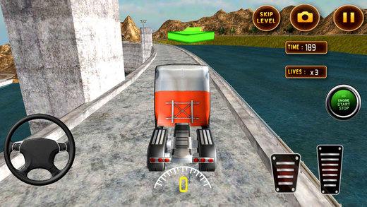 柴油机卡车司机游戏手机版  v1.0图3