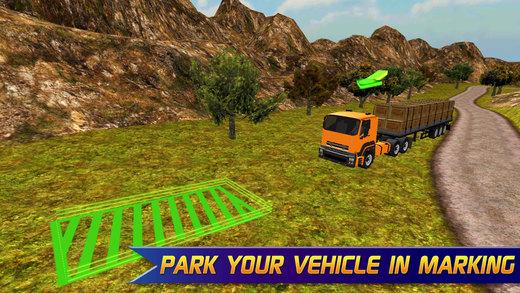 柴油机卡车司机游戏手机版  v1.0图4