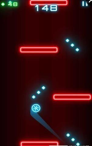 飞球穿越手机游戏安卓版  v1.0.1图3