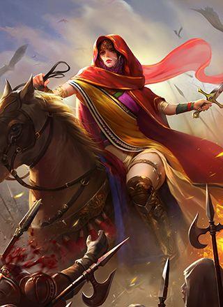 诸王之战游戏官网版  v1.3.3.0图1
