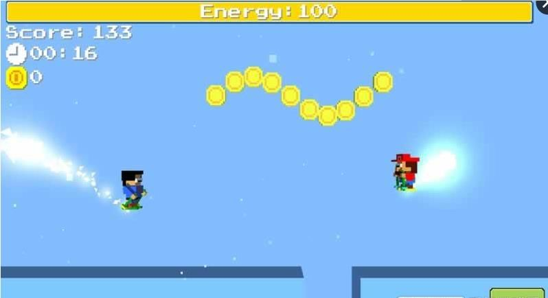 尖叫滑雪游戏安卓版  v1.57图3