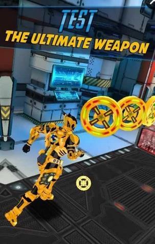 机械金刚侠逃亡游戏安卓版  v1.0.3图3