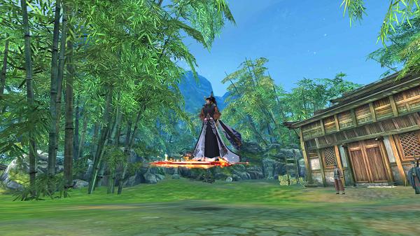 九剑魔龙传官网游戏公测版  v1.0.40图2