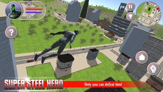 超凡钢铁英雄游戏安卓版  v1.0图1