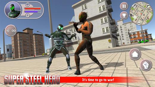 超凡钢铁英雄游戏安卓版  v1.0图2