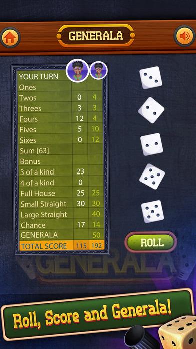 Generala游戏安卓版  v1.0图4