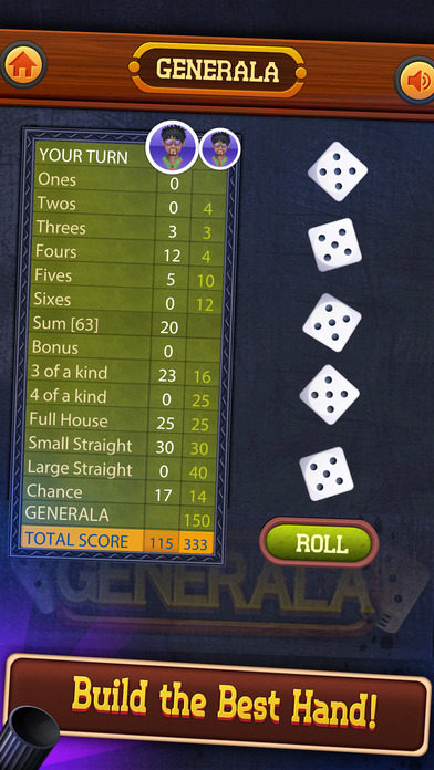 Generala游戏安卓版  v1.0图5