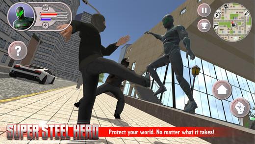 超凡钢铁英雄游戏安卓版  v1.0图3