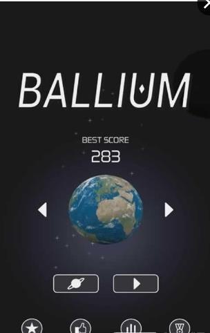 宇宙保龄球游戏安卓版  v1.0图4