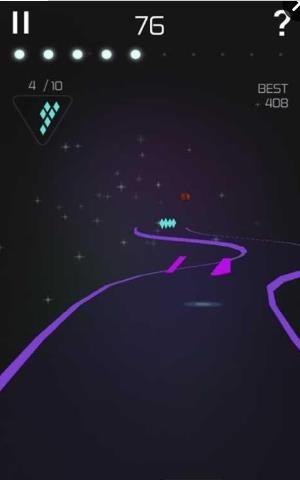 宇宙保龄球游戏安卓版  v1.0图1