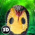 国王眼镜蛇蛇模拟器3D中文版