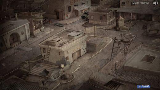 逃出废弃的机器人古堡游戏安卓版  v1.0图2
