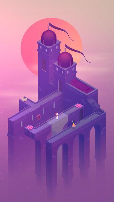 纪念碑谷2免费iOS版  v1.11.0图5