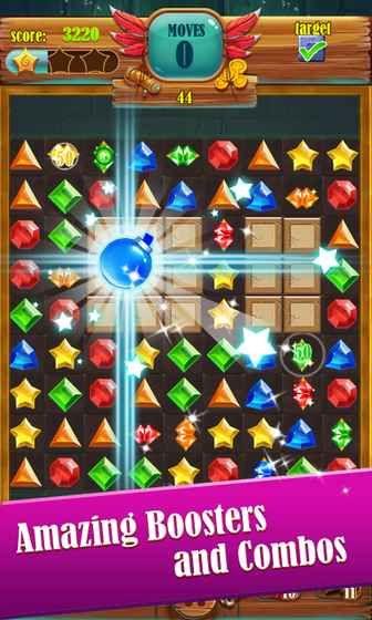 丛林宝石宝藏游戏安卓版  v1.0.3图3