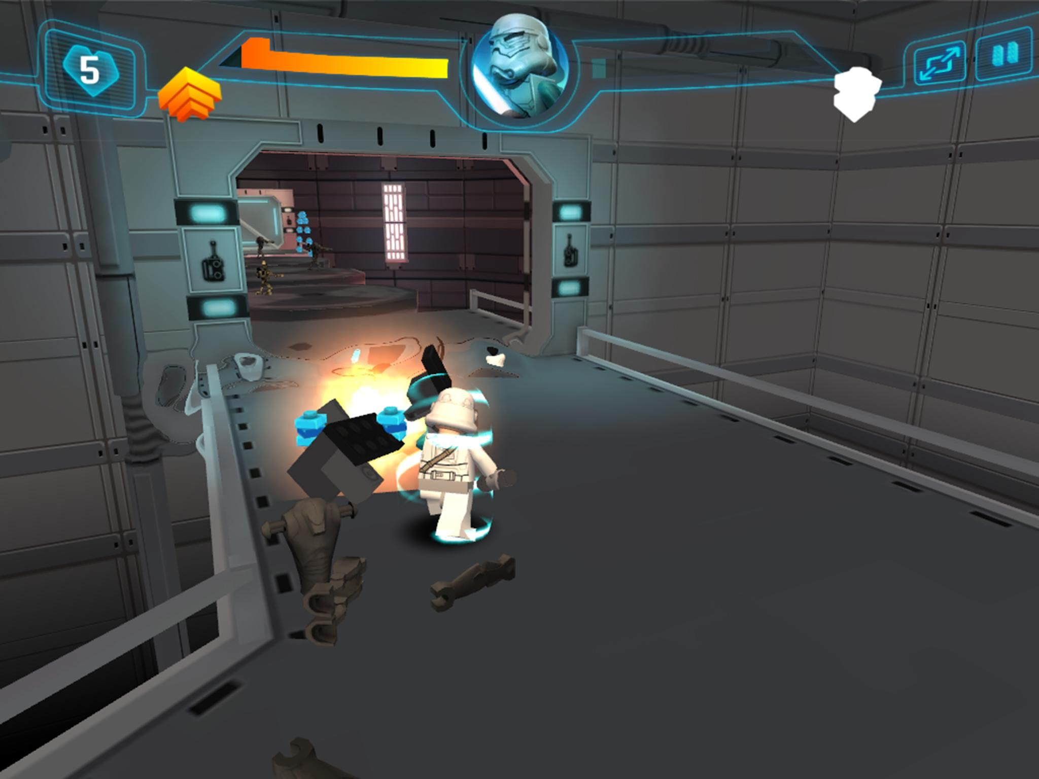 乐高星球大战游戏安卓版  v9.0.36图4