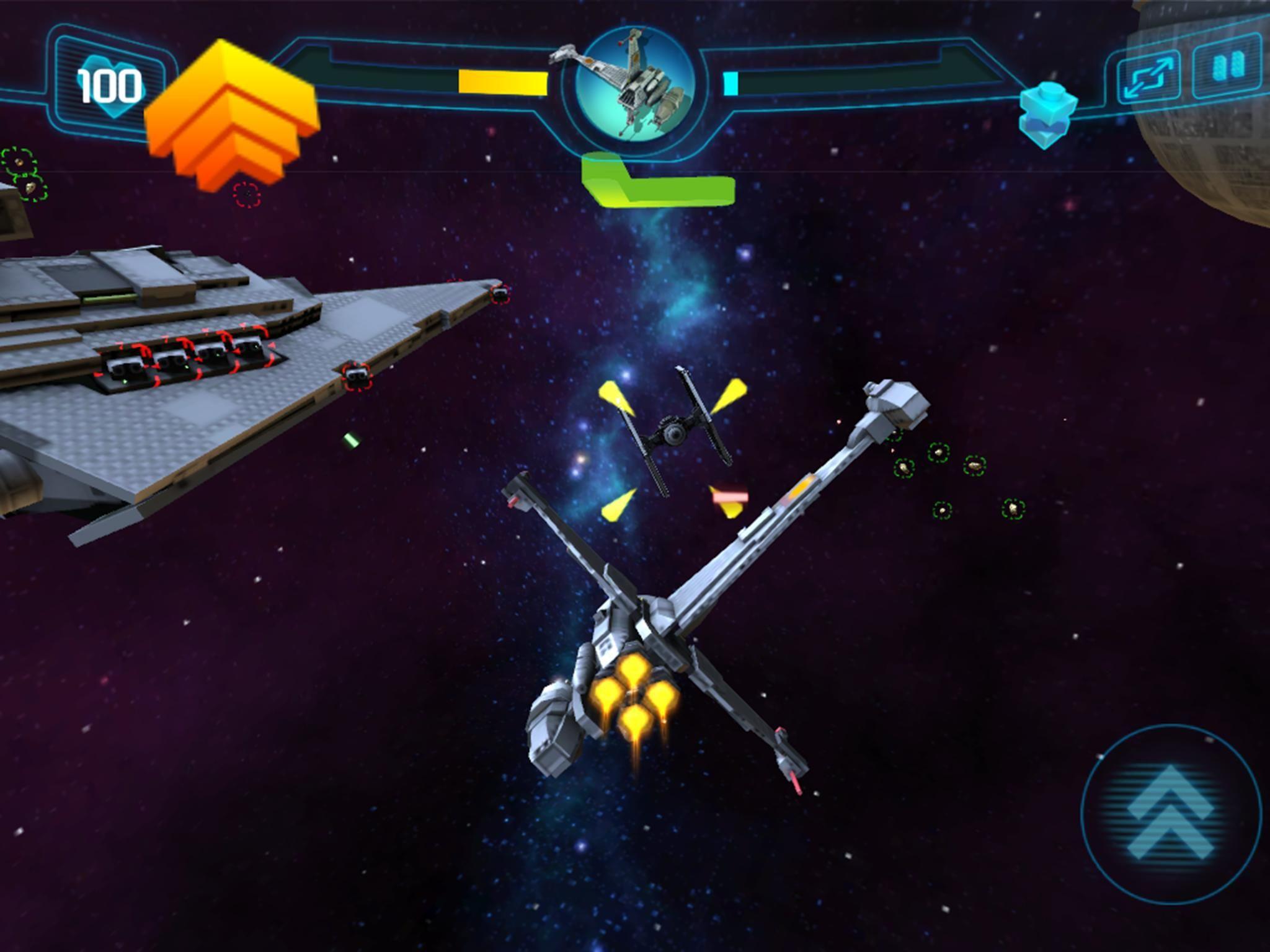 乐高星球大战游戏安卓版  v9.0.36图1