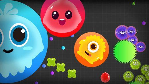 欢乐球球大作战游戏无限体积破解版  V1.10.2图4