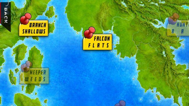 海洋沙滩捕鱼模拟器游戏安卓版  v1.0图2