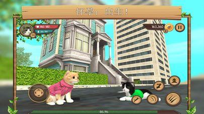 猫咪生存模拟器中文版游戏安卓版  v3.6图4