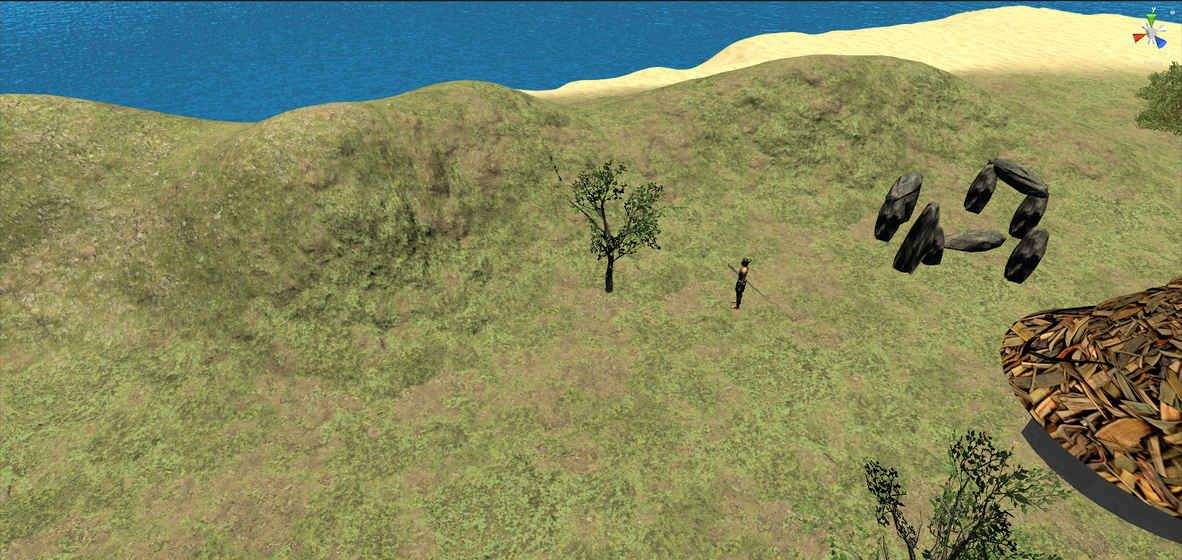 僵尸岛求生游戏安卓版图片1
