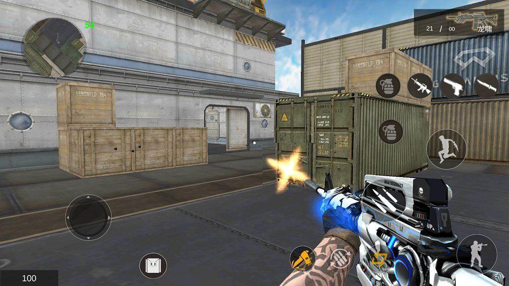 gz穿越火线游戏手机版  v1.0图3