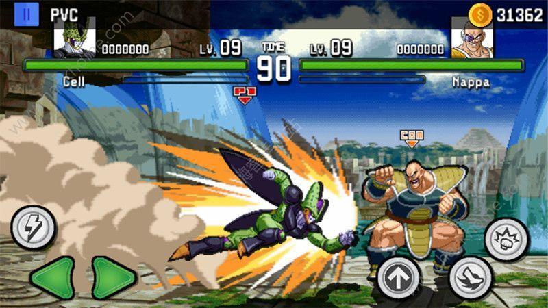 龙珠Z赛亚人之战无限生命破解版  v1.2.1图3