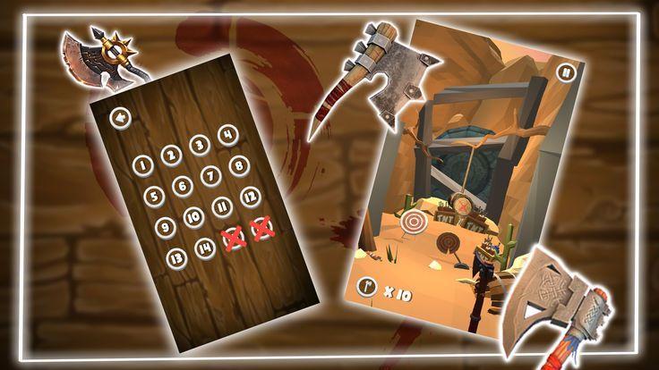 斧抛之王游戏官方安卓版  v1.0图2