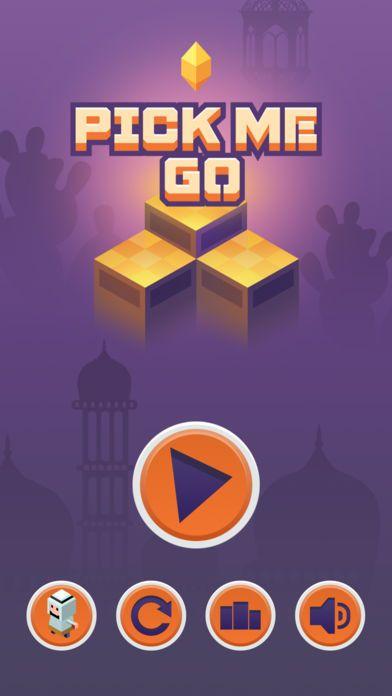 跟我走(Pick me Go)游戏安卓版  v1.0.0图5
