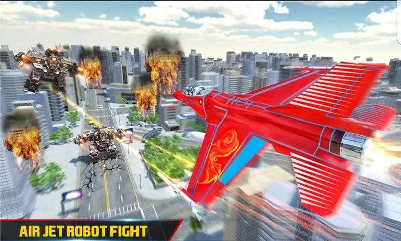 机甲飞行战机游戏安卓官网版  v1.0.0图2